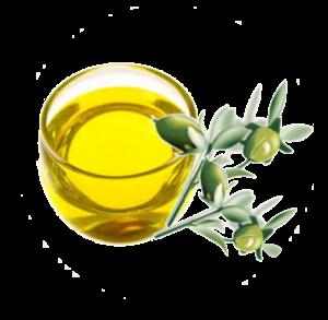 Bæreoile med æteriske olier