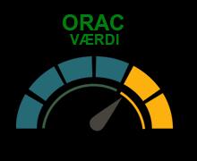 ORAC værdi over top 100 fødevare - de fleste antioxidanter