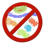 Brintoverilte dræber effektivt mug, svamp og bakterier