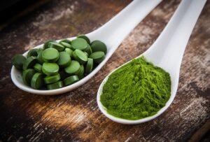 Chlorella afgifter blandt andet kviksølv, arsenik, cadmium og bly