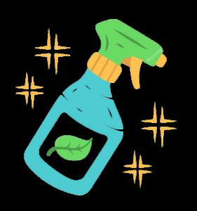 Effektiv rengøring – på den miljørigtige måde