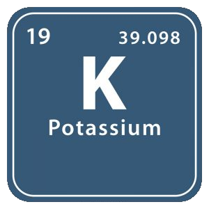 Mineralet kalium (potassium)