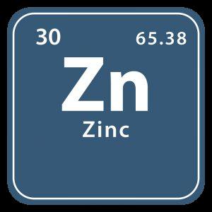 Mineralet zink (zinc)
