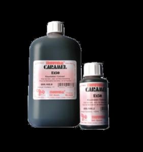 Tilsætningsstof E150d - karamel farve