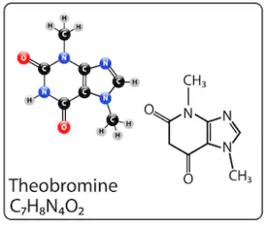 Pepsi Max indeholder Teobromin