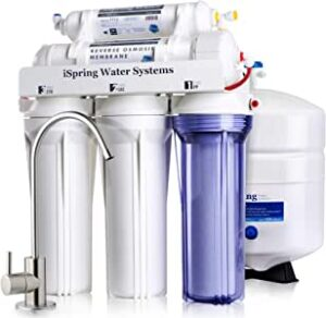 iSpring Water Systems omvendt osmose