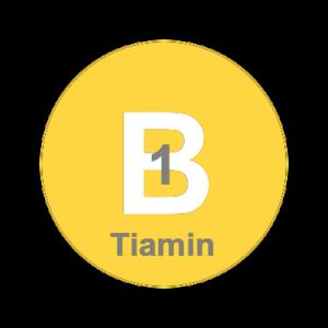 Vitamin B1 - Tiamin