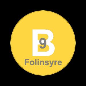 Vitamin b9 - folinsyre